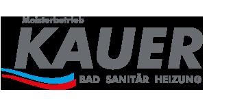 KAUER | BAD,  SANITÄR, HEIZUNG